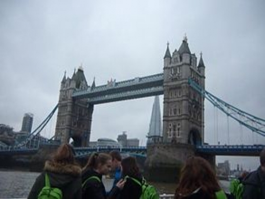 Tower Bridge; foto: Nella Kučerová
